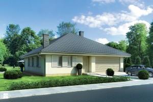 c288, biryło, projekt domu, projekty domów
